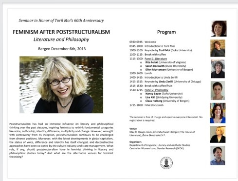 Feminism_after_poststructuralism_Bergen_Dec_2013